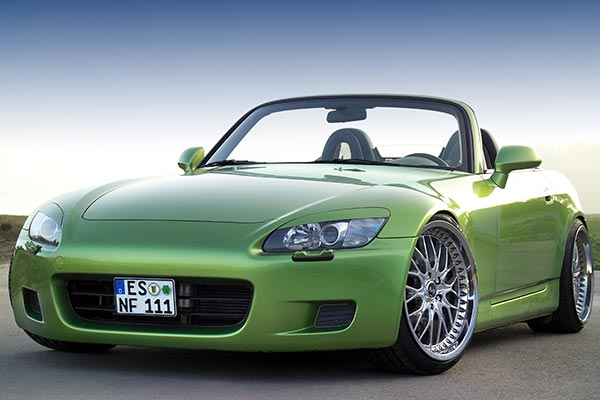 kwsuspension honda s2000