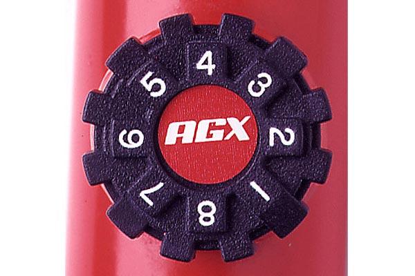 kyb agx shocks struts dial