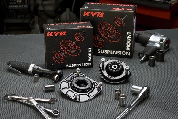 kyb shock strut mounting components strut mount lifestyle