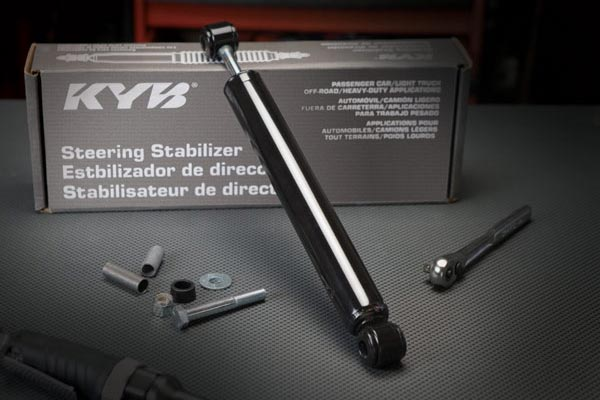 kyb steering stabilizers lifestyle