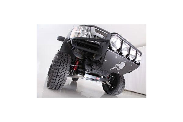 metal mulisha suspension under