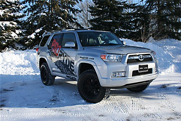 proryde lift machine leveling kits 4runner lifestyle