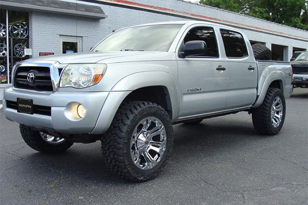 readylift tacoma with lift kit