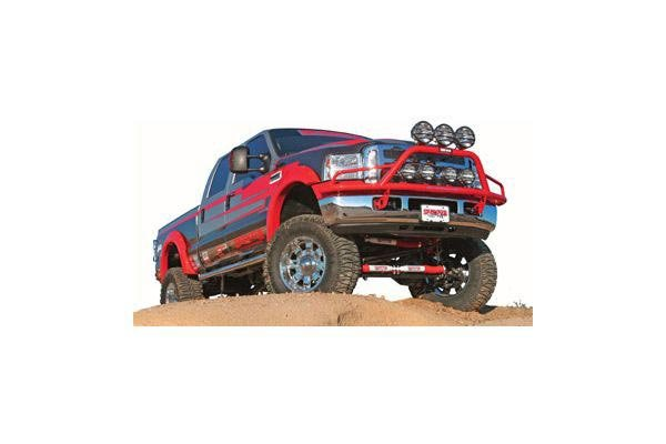 skyjacker 2005 super duty 8 inch