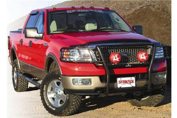 skyjacker add a leaf springs f150