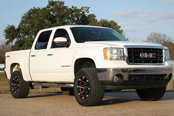 skyjacker lift kit 2007 sierra 3inch