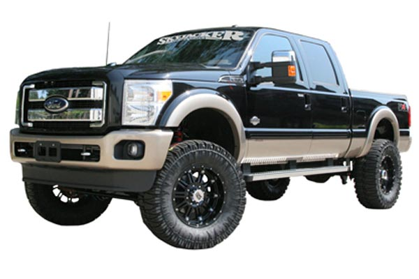 skyjacker lift kit 2011 f250 6inch