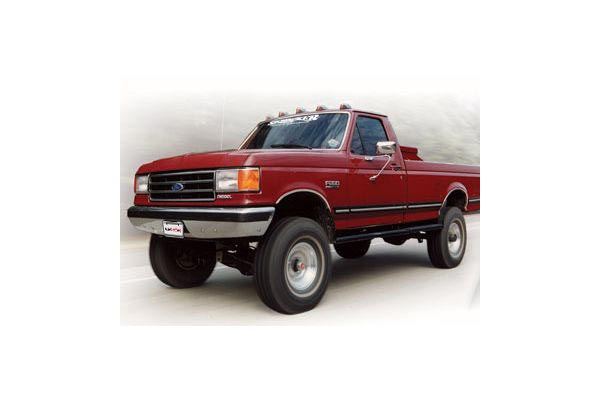 skyjacker softride lifting leaf springs rear 80 98 f250