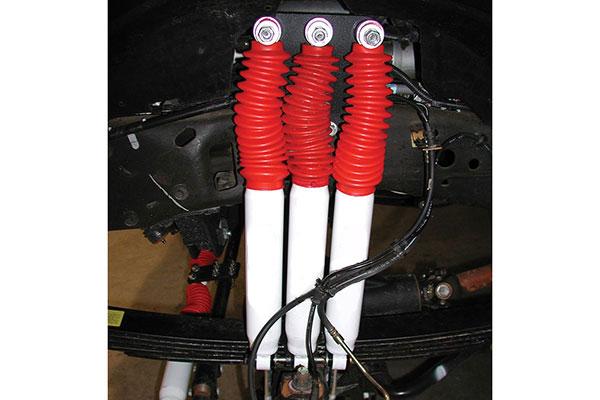 truxp premium lift kits installed 3