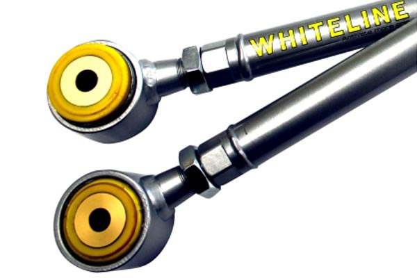 whiteline control arms bushings