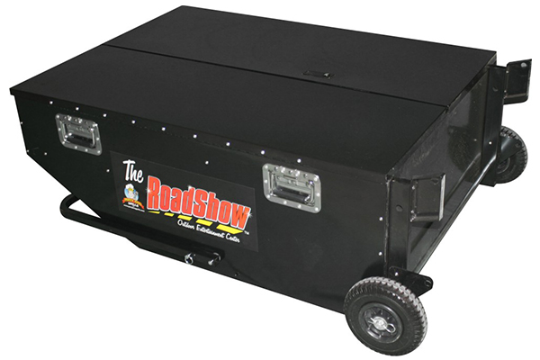 Party King Grills RoadShow Tote