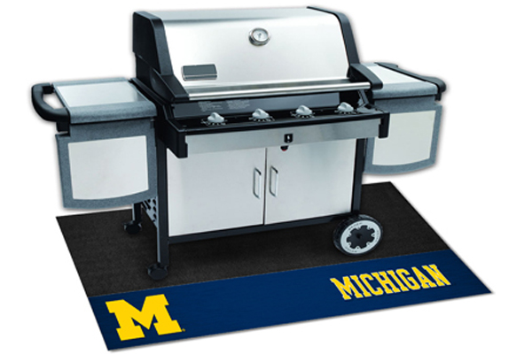 fanmats michigan grill mats