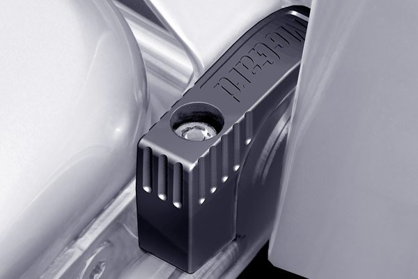 mcgard tailgate anti theft lock installed