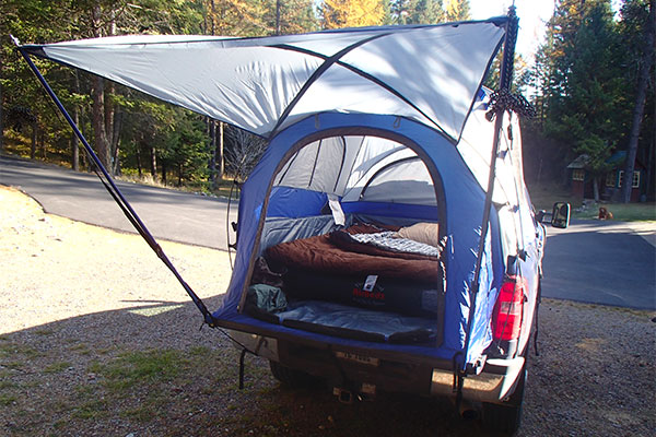 2944 napier sportz 57 series truck tent ford f250