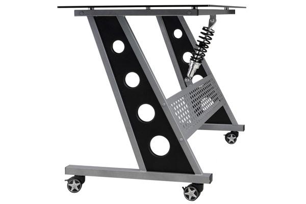 intro tech automotive pitstop compact desk detail