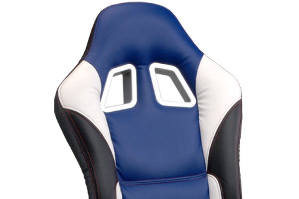 intro tech automotive pitstop se office chair headrest