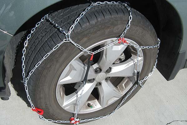 Thule Konig CB-12 Tire Chains