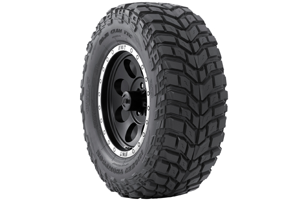 mickey thompson baja claw ttc radial tires mounted