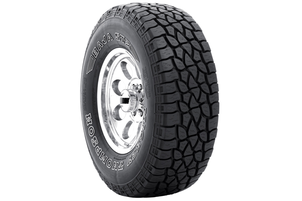 mickey thompson baja stz tires mounted