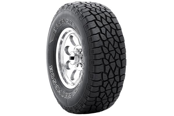 mickey thompson baja stz tires mounted