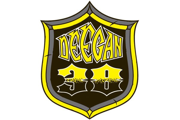 mickey thompson deegan 38 tires deegan logo