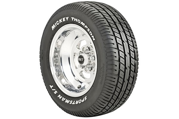 mickey thompson sportsman st tires mounted