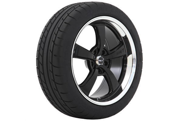 mickey thompson street comp tires mounted