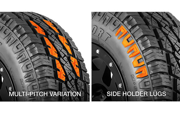 pro comp at sport tires details