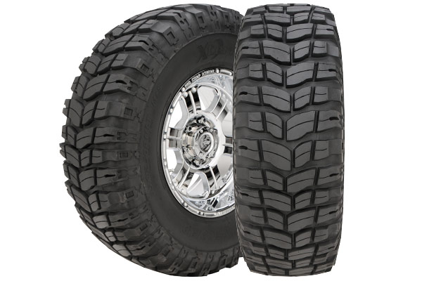 pro comp xterrain radial tires mounted