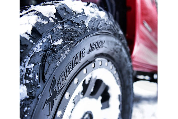 pro comp xtreme mt2 radial tires in snow