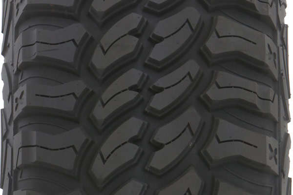 pro comp xtreme mt2 radial tires tread detail