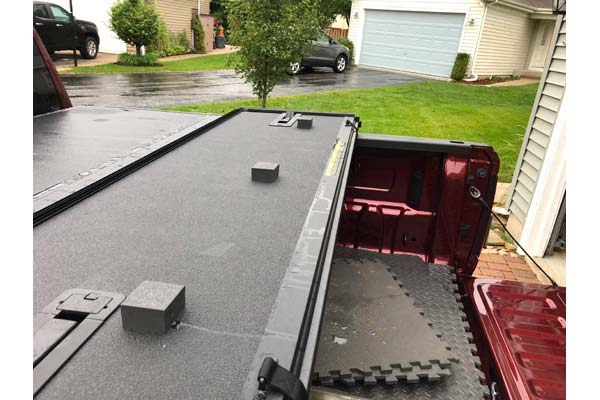 Customer Submitted Image - Extang Solid Fold 2.0 Truck Bed Cover