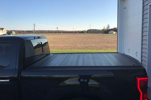 Customer Submitted Image - Retrax RetraxPro MX Truck Bed Cover