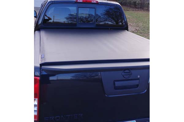 Customer Submitted Image - TonnoPro LoRoll Tonneau Cover