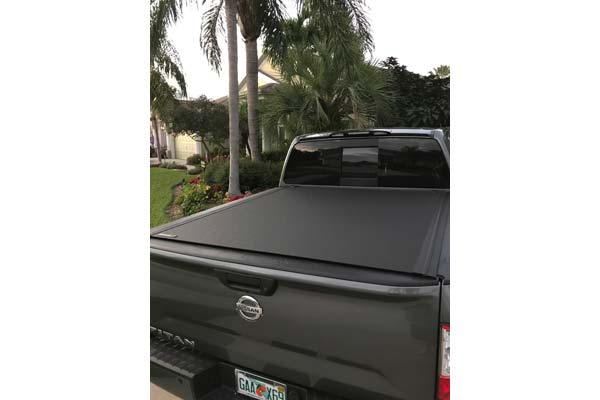Customer Submitted Image - BAK Revolver X4 Roll-Up Tonneau Cover