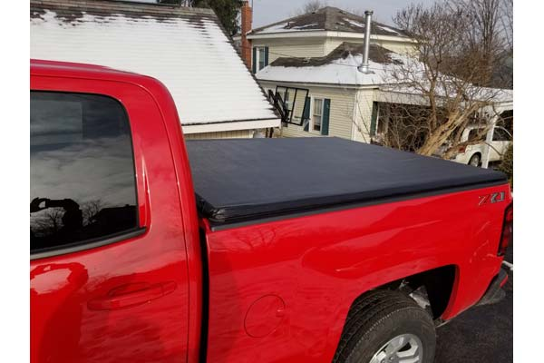 Customer Submitted Image - TruXedo TruXport Roll Up Tonneau Cover