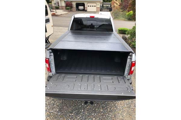 Customer Submitted Image - UnderCover Flex Tonneau Cover