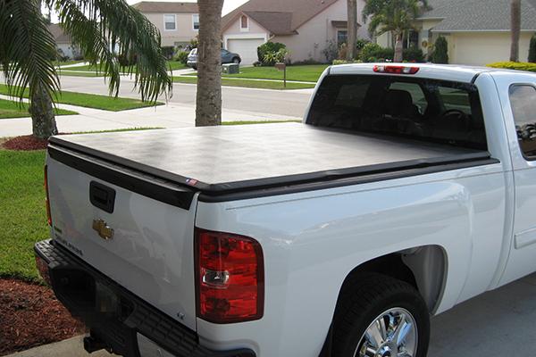 6537 american tonneau tri fold chevy silverado