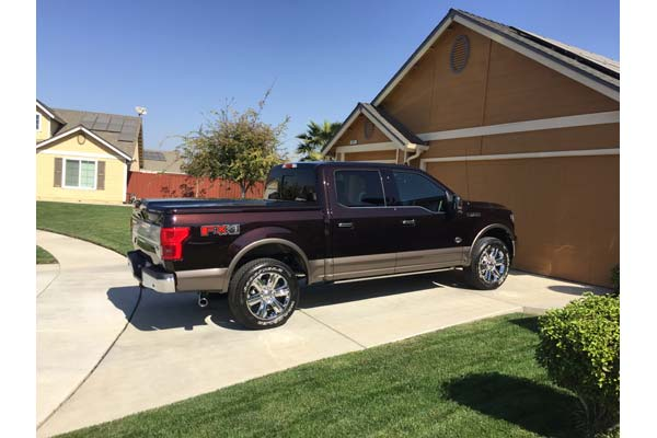 Customer Submitted Image - UnderCover Elite LX Tonneau Cover