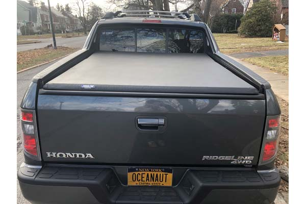 Customer Submitted Image - TonnoPro Tri-Fold Truck Bed Cover