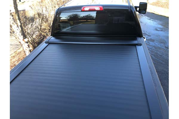 Customer Submitted Image - Pace Edwards Switchblade Retractable Tonneau Cover