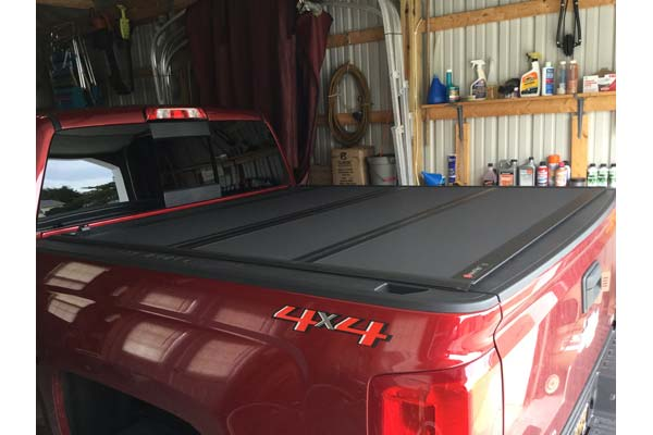 Customer Submitted Image - Bakflip MX4 Truck Bed Cover