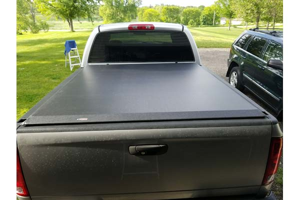 Customer Submitted Image - Access Original Roll-Up Tonneau Cover