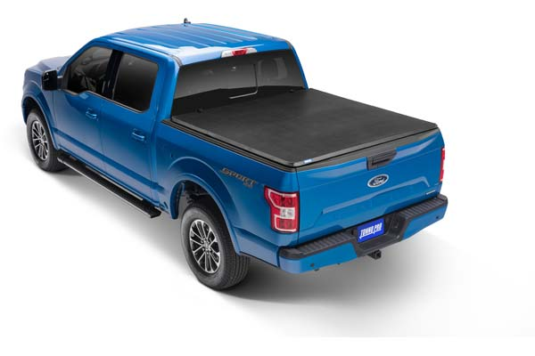 Tonnopro Tonnofold Tri Fold Tonneau Cover Folding Truck Bed Cover Autoanything