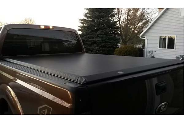 Customer Submitted Image - Access Literider Roll Up Tonneau Cover for Ford Super Duty