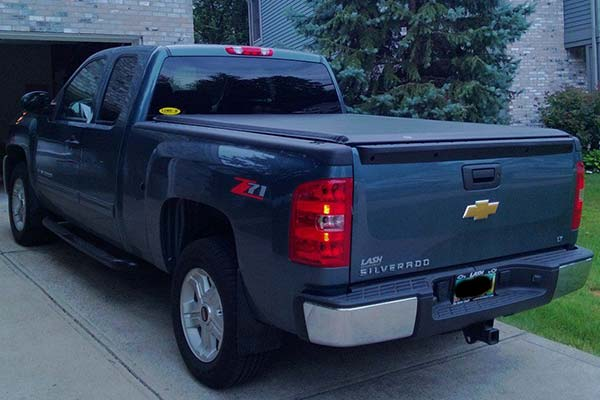 Customer Submitted Image - Access Literider Roll Up Tonneau Cover for Chevy Silverado & GMC Sierra