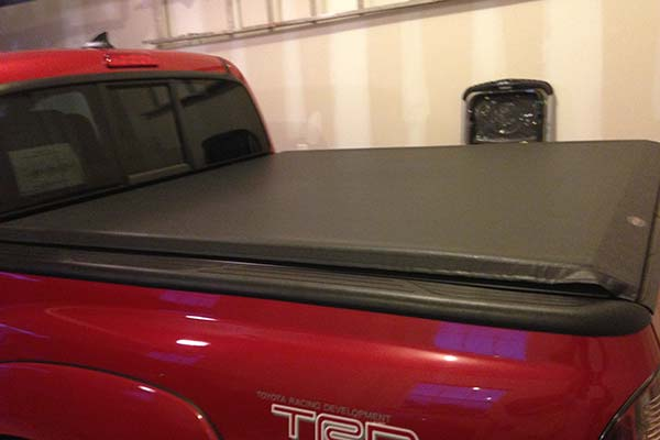 Customer Submitted Image - Access Literider Roll Up Tonneau Cover for Toyota Tacoma