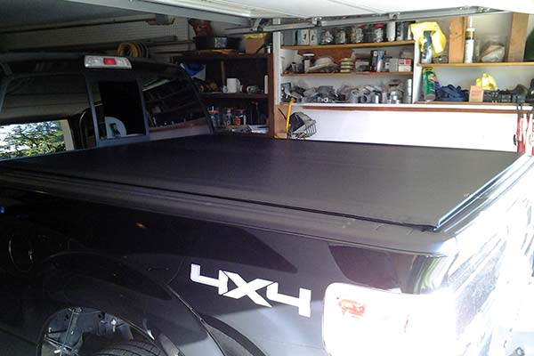 Customer Submitted Image - Access Vanish Tonneau Cover for 2004 to 2014 Ford F-150