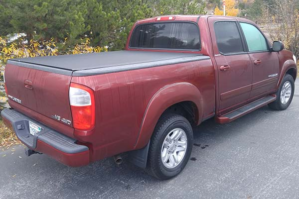 Customer Submitted Image - Access Vanish Tonneau Cover for 2004 to 2006 Toyota Tundra