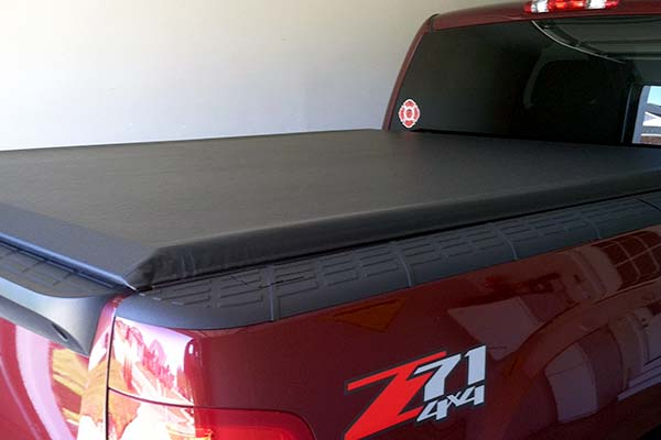 Customer Submitted Image - Access Literider Tonneau Cover Installed on Chevy Silverado Z71